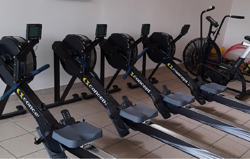 Funktionel træning cardio hos CrossBox