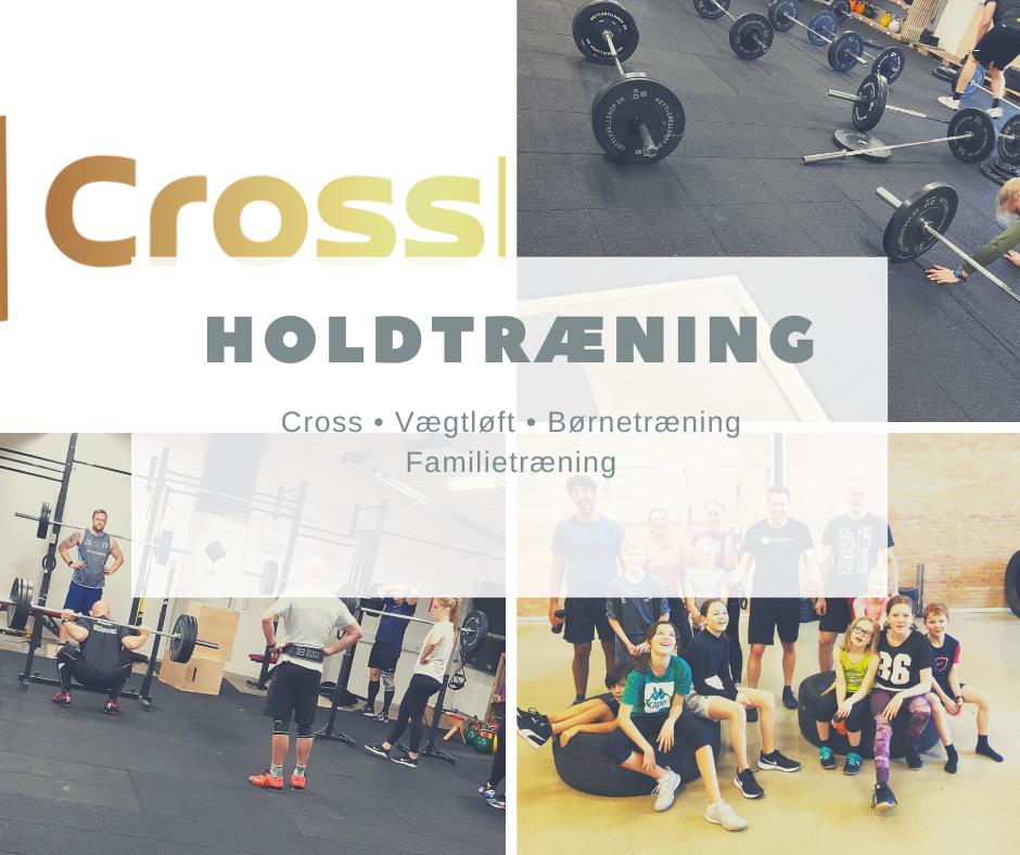 Holdtræning hos CrossBox i Hadsten